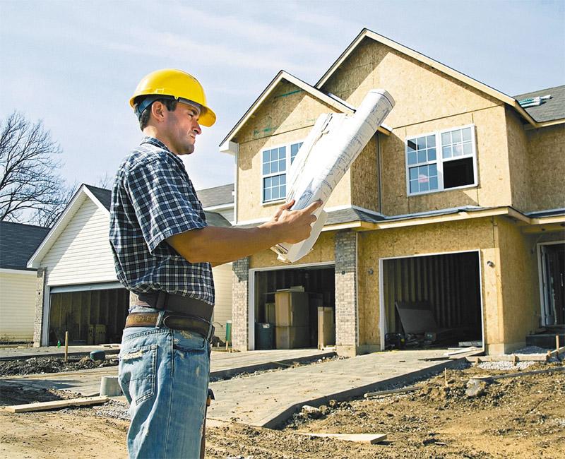 строительство домов в Минске